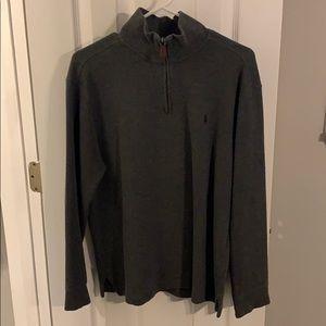 Ramp Lauren quarter zip sweater